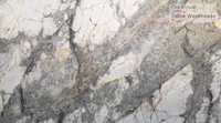 INVISIBLE GREY GOLD MARBLE