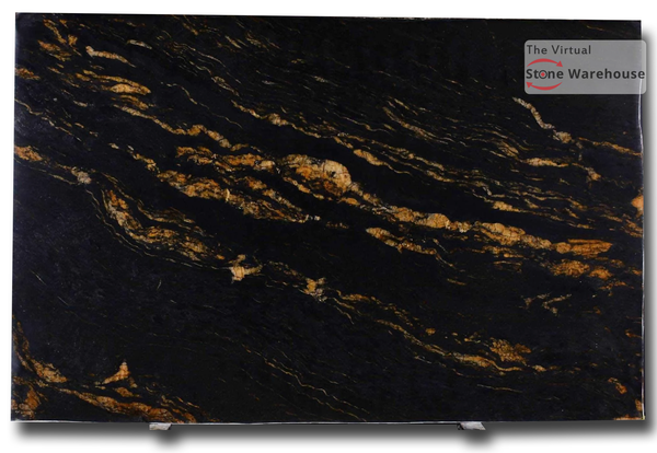 TITANIUM GOLD GRANITE- 2 CM-The Virtual Stone Warehouse