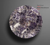 AMETHYST ROUND TABLETOP-The Virtual Stone Warehouse