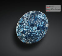 BLUE AGATE TABLETOP-The Virtual Stone Warehouse