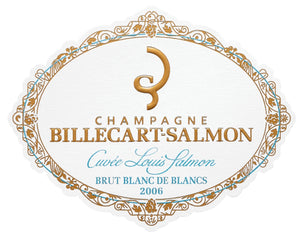Billecart-Salmon Cuvée Louis Salmon Brut 2006