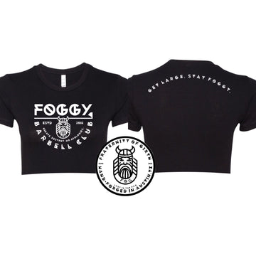 FOGGY BARBELL CLUB CUSTOM CROP