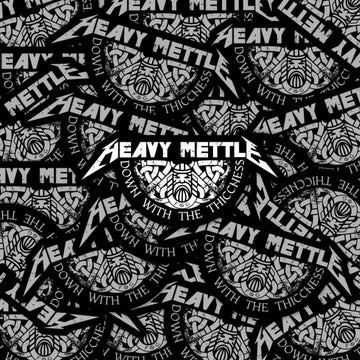 Heavy Mettle Sticker