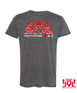 GAME OVER Unisex T