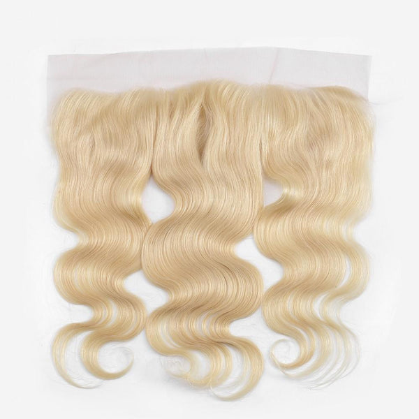 #613 Blonde 13x4 Lace Frontal Body wave