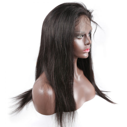 Full Lace Wigs Straight Glueless Human Hair Wigs