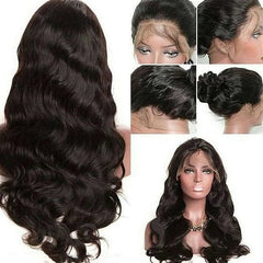 Undetectable Transparent Lace Wig/HD Lace Wig Body Wave Full Lace Front Wig