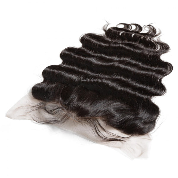 7A 2Bundles Brazilian Hair with Frontal Body Wave