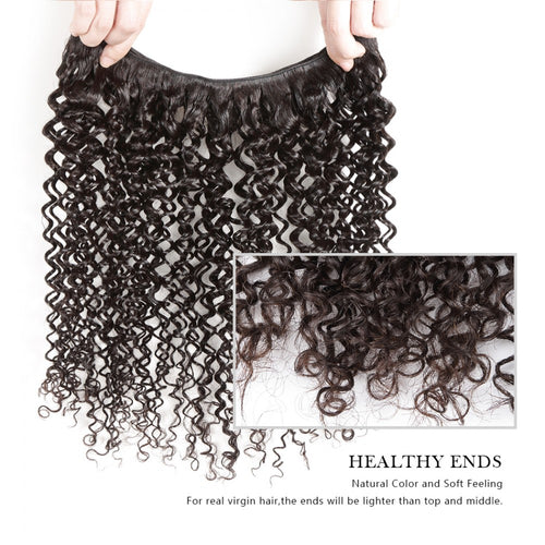 Rosabeauty 8A Hair Weave Brazilian Hair Kinky Curly