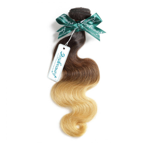 Rosabeauty 8A #T1B/6/27  Body Wave Hair Bundles
