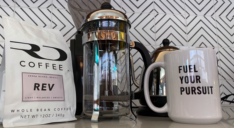 How to Improve Your Brew: French Press
