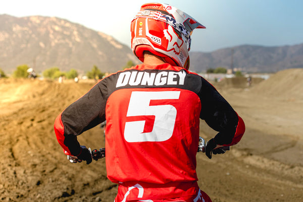 Ryan Dungey at his inaugural Opportunity Awaits event