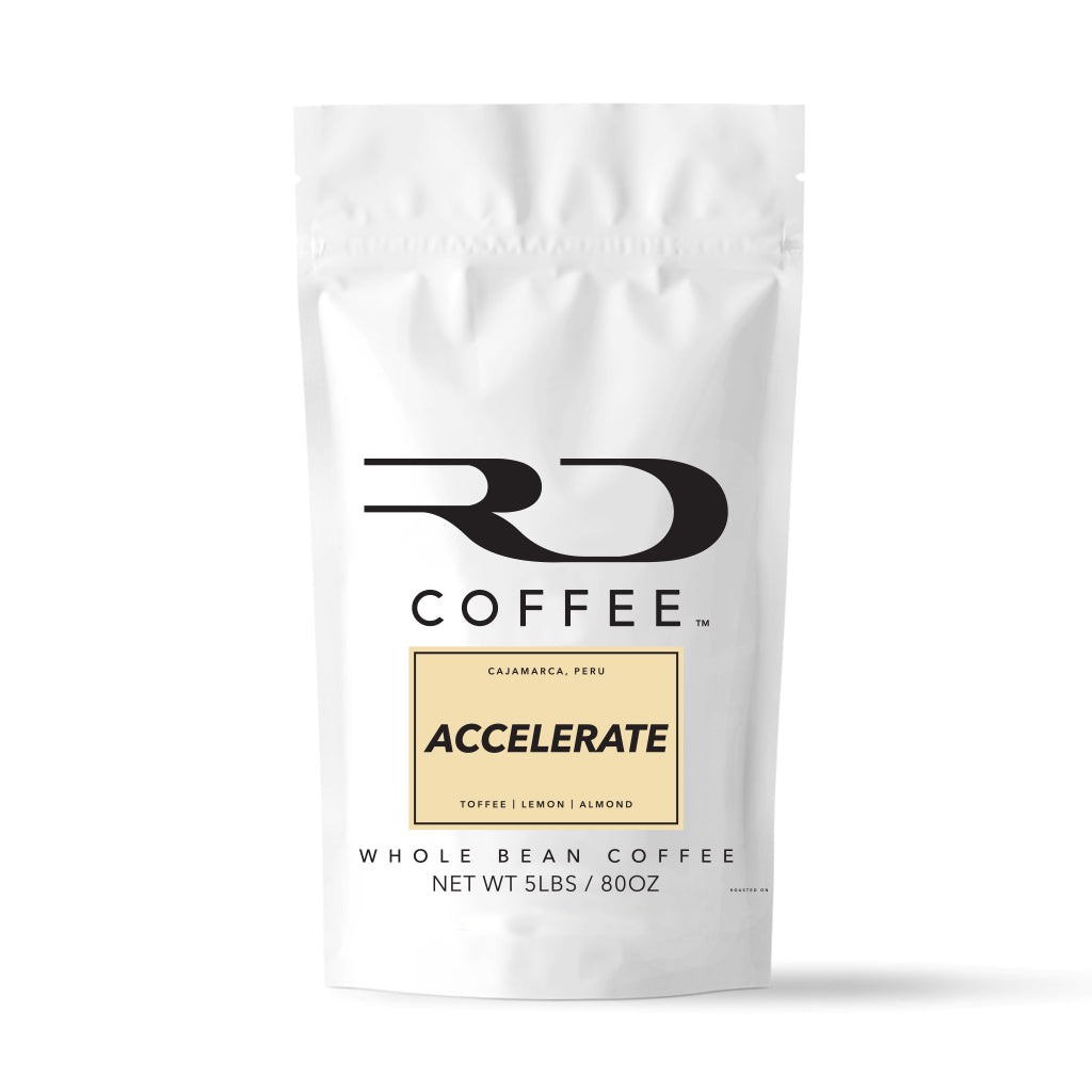 RD Coffee - Accelerate Coffee Roast from Peru 5lb bag