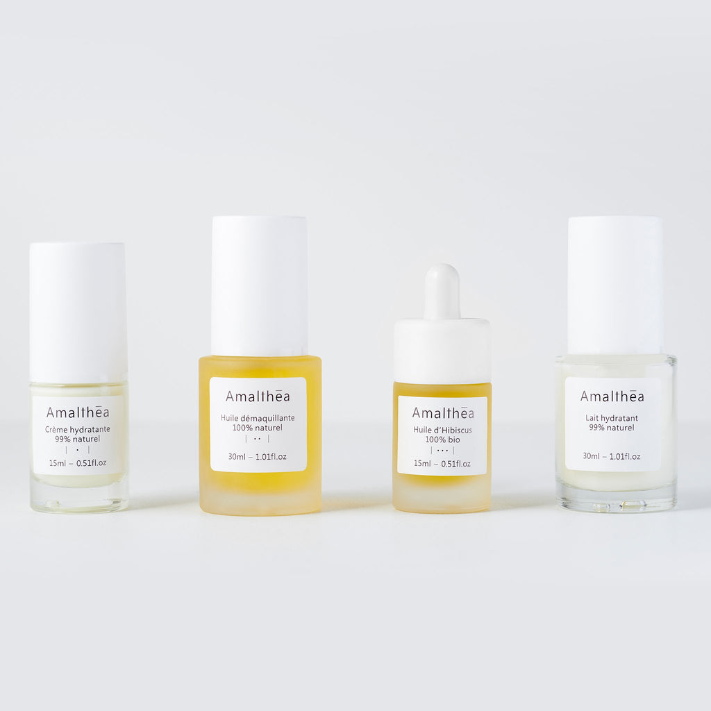 Beauty routine: normal & mature skin - travel size 15ml & 30ml