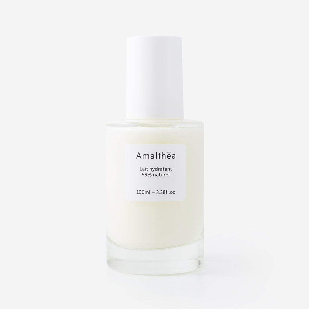 Body lotion - texture