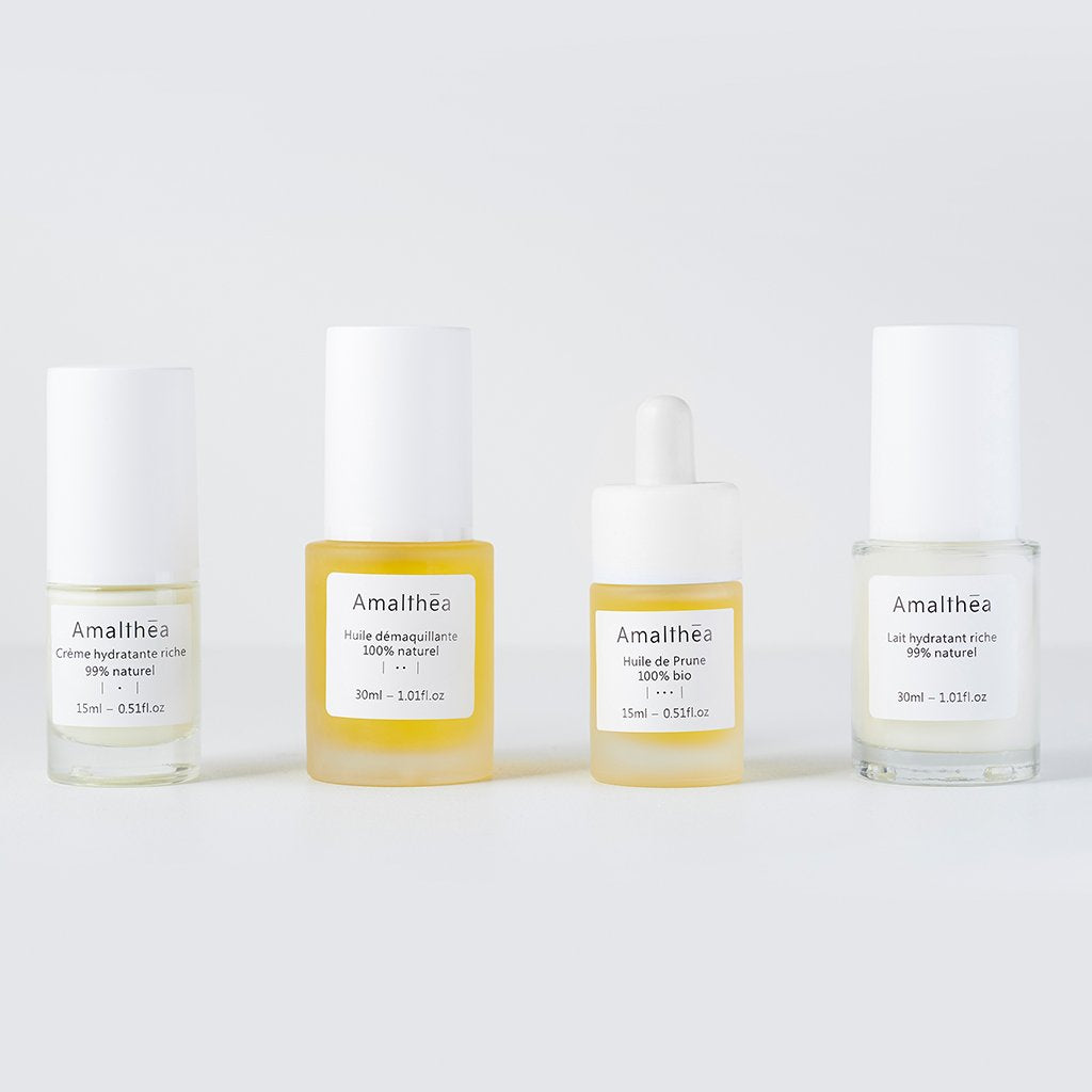 Beauty routine: very dry to dry skin - travel size 15ml & 30ml