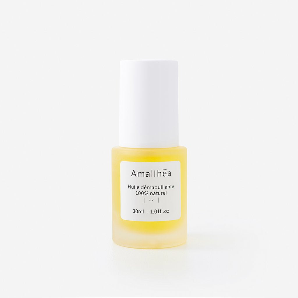 Cleansing oil - texture