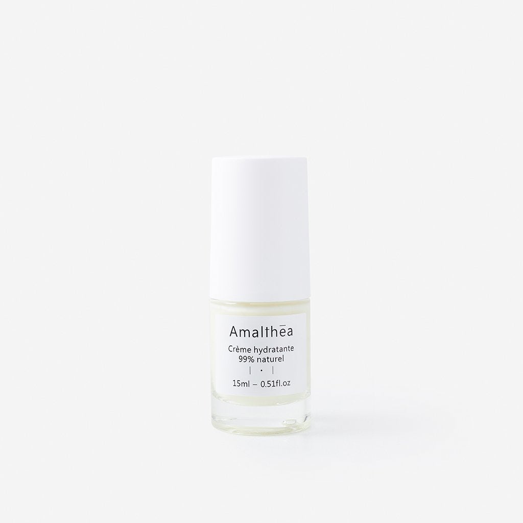 Hydrating cream - texture