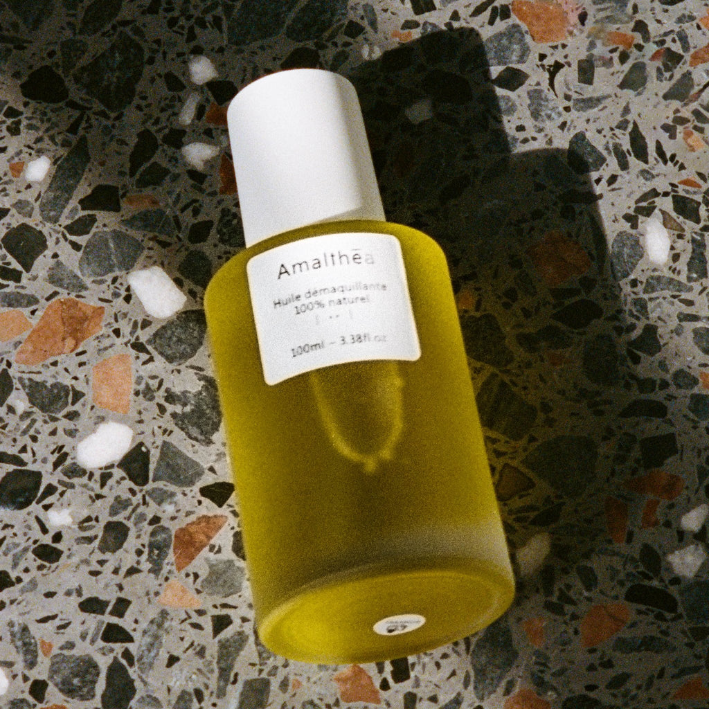 Cleansing oil | Simple, safe & organic | Refillable | Amalthea