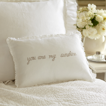 Sentiments & Quotes Pillows