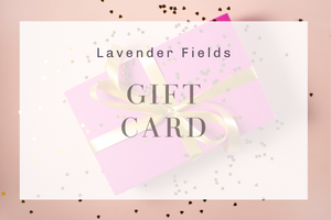 Gift card - Lavender Fields