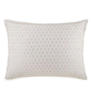 Peacock Alley Honeycomb Linen Sham