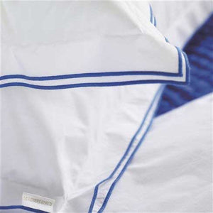 Designers Guild Astor Cobalt Pillowcase