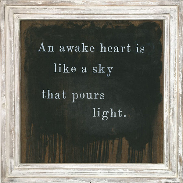 Sugarboo Designs An Awake Heart Art Print
