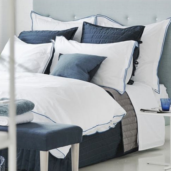 Designers Guild Astor Indigo Pillowcase