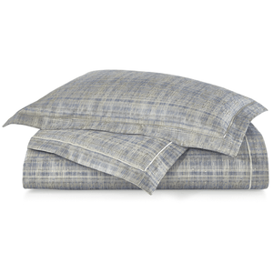 Peacock Alley Biagio Jacquard Duvet - Lavender Fields