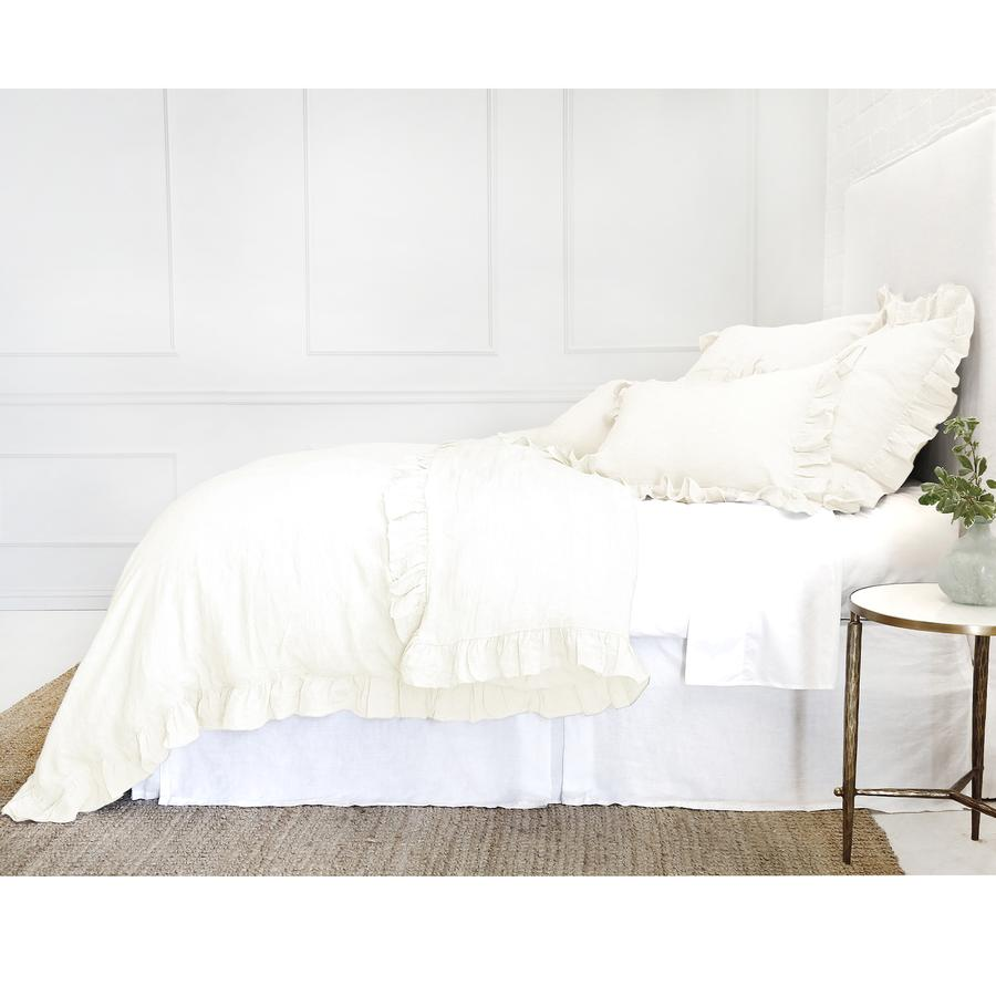 Pom Pom at Home Charlie Cream Duvet Cover
