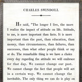 Sugarboo Designs Charles Swindoll Book Collection Sign