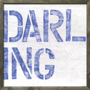 Sugarboo Designs Darling Art Print