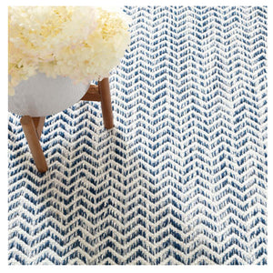 Dash and Albert Coastal Blue Indoor/Outdoor Rug