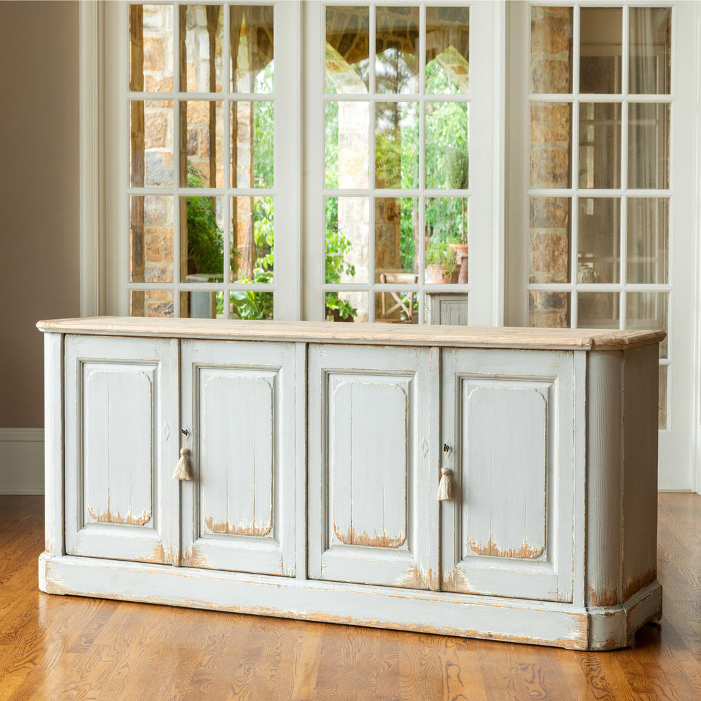 Painted French Sideboard - Lavender Fields