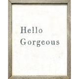 Sugarboo Designs Hello Gorgeous Art Print - Lavender Fields