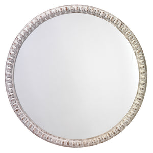 Jamie Young Audrey Beaded Mirror - Lavender Fields