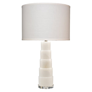 Jamie Young Caspian Table Lamp - Lavender Fields