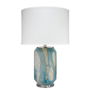 Jamie Young Helen Table Lamp - Lavender Fields
