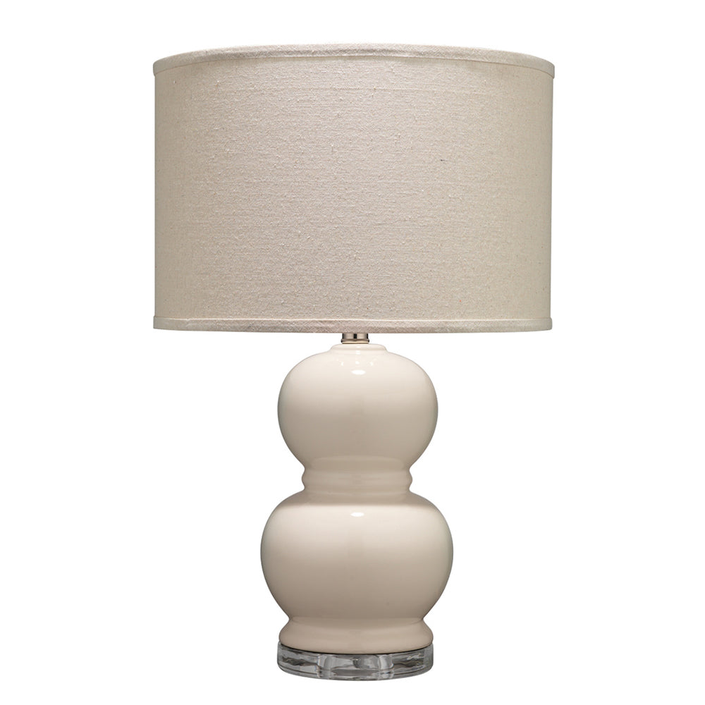 Jamie Young LS Bubble Table Lamp - Lavender Fields