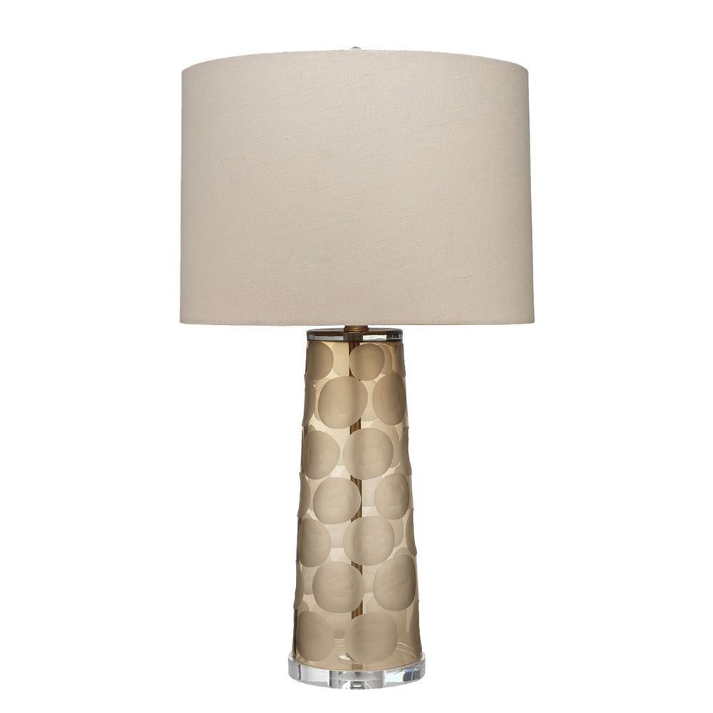 Jamie Young Pebble Table Lamp - Lavender Fields