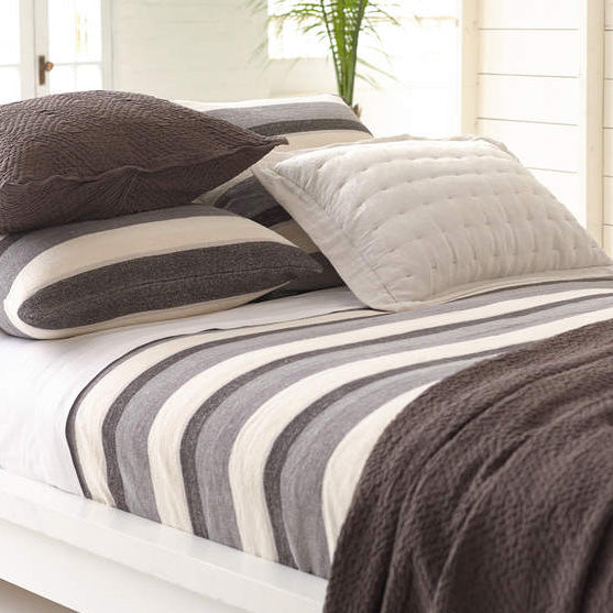 Pine Cone Hill Brussels Natural Quilted Sham
