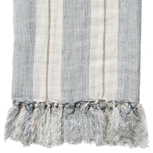 Pom Pom at Home Laguna Throw - Lavender Fields