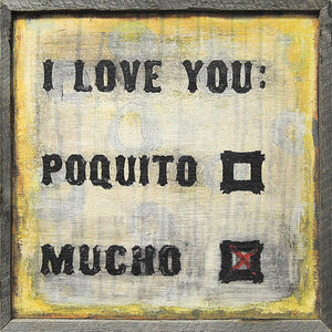 Sugarboo Designs Love You Mucho Art Print - Lavender Fields