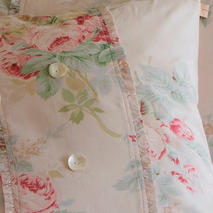 Taylor Linens Shore Rose Petal Porch Pillow