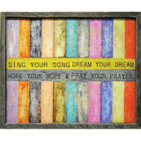 Sugarboo Designs Sing Your Song Art Print