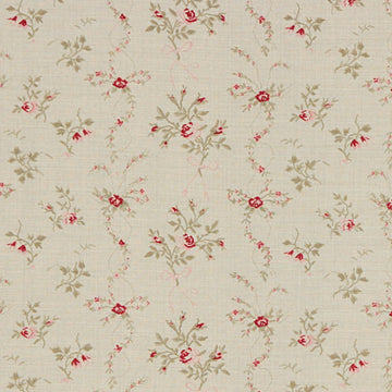 Kate Forman Sprig Floral Fabric