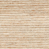 Dash and Albert Twiggy Natural Woven Wool/Jute Rug - Lavender Fields