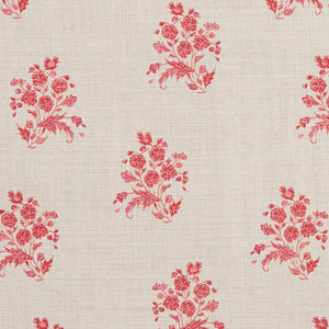Kate Forman Agnes Pink Floral Fabric - Lavender Fields