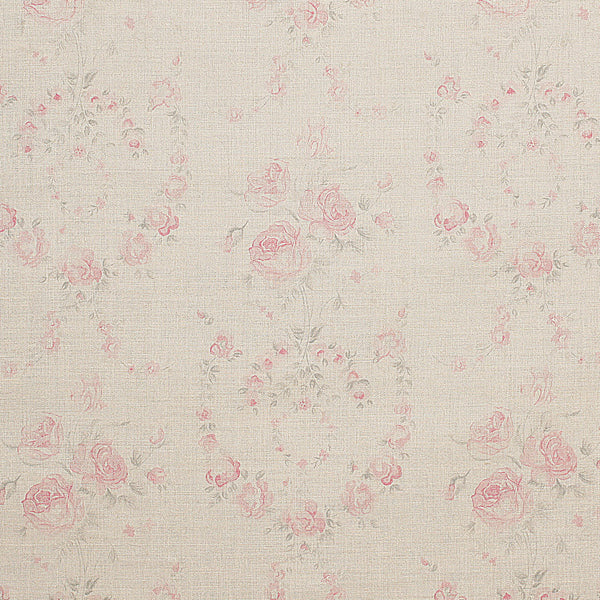 Kate Forman Amelia Floral Fabric - Lavender Fields